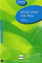کتاب فرانسوی DITES-MOI UN PEU B1-B2 رنگی