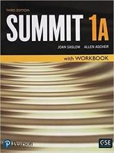 کتاب سامیت 1A ویرایش سوم Summit 1A 3rd SB+WB+CD