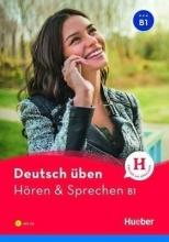 کتاب آلمانی Deutsch Uben: Horen & Sprechen B1 NEU - Buch & CD