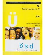 کتاب (U ÖSD Zertifikat A1 ZA1 (Band 1