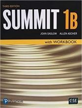 کتاب سامیت 1B ویرایش سوم  Summit 1B 3rd SB+WB+CD
