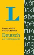 دیکشنری آلمانی به آلمانی Langenscheidt Schulwörterbuch Deutsch als Fremdsprache