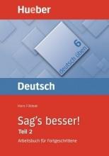 کتاب آلمانی Deutsch Uben: Sag's Besser! - TEIL 2