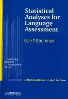 کتاب زبان Statistical Analyses for Language Assessment
