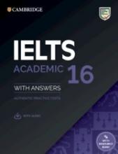 کتاب آیلتس کمبریج IELTS Cambridge 16 Academic + CD 2021