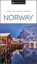 کتاب زبان نروژی DK Eyewitness Travel Guide Norway