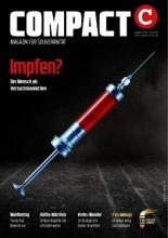 کتاب  COMPACT-Magazin 1/2021 «Impfen? – Der Mensch als Versuchskaninchen»»