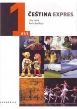 کتاب زبان جمهوری چک Čeština Expres 1