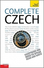 کتاب زبان جمهوری چک Teach Yourself Complete Czech