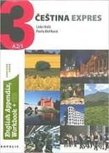 کتاب زبان چک Cestina Expres 3
