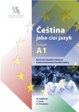کتاب زبان چک Čeština jako cizí jazyk. Úroveň A1