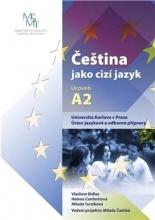 کتاب زبان چک Čeština jako cizí jazyk. Úroveň A2