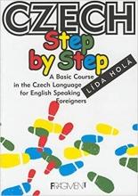 کتاب زبان چک Czech Step by Step
