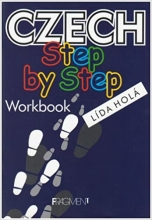 کتاب زبان چک Czech Step by Step. Workbook