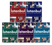 Istanbul A1+A2+B1+B2+C1+CD پک کامل کتاب استانبول (آموزش ترکی استانبولی)