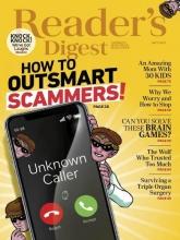 مجله ریدر دایجست Readers Digest How to outsmart the scammers May 2021