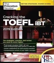 كتاب زبان Cracking the TOEFL iBT 2019