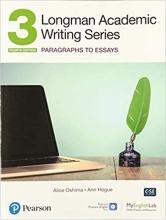 کتاب لانگمن آکادمیک رایتینگ 3 ویرایش چهارم Longman Academic Writing Series 3 Fourth Edition