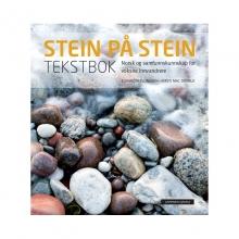 کتاب زبان نروژی استاین پا استاین Stein på stein Tekstbok رنگی چاپ دیجیتال
