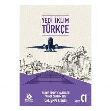 کتاب یدی ایکلیم Yedi Iklim c1 (SB+WB)+Script+CD