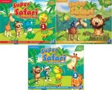 مجموعه 3 جلدی کتاب امریکن سوپر سفری American Super Safari
