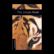 کتاب زبان Bookworms 2:The Jungle Book with CD