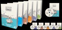 Yedi İklim A1 + A2 + B1 + B2+C1+C2 +CD پک کامل کتاب های آموزش ترکی استانبولی یدی ایکلیم