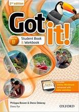 کتاب گات ایت استارتر Got It 2nd Starter B+DVD