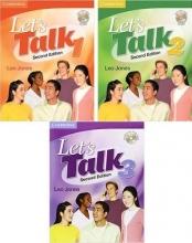 مجموعه 3 جلدی Lets Talk