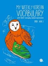 My Weekly Korean Vocabulary Book 2 (매일매일 단어공부 2)