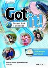 کتاب گات ایت ویرایش دوم Got it 2A 2nd+DVD