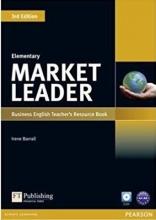 کتاب معلم مارکت لیدر Market Leader Elementary 3rd Teachers Book