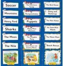 کتاب زبان Jolly Reader Level 4 Pack of Nonfiction