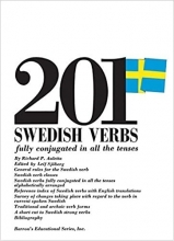 کتاب سوئدیش وربز 201 Swedish Verbs