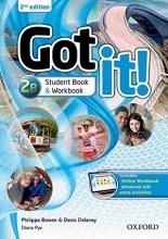 کتاب گات ایت Got it 2B 2nd+DVD