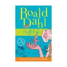 کتاب داستان انگلیسی رولد دال غول بزرگ مهربان Roald Dahl :The BFG