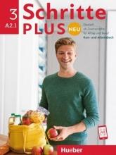 كتاب آلمانی شریته پلاس نئو schritte plus neu 3 A2.1