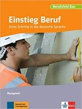 کتاب آلمانی Einstieg Beruf, Berufsfeld Bau (Übungsheft)