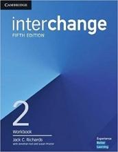 کتاب اینترچنج 2 ویرایش پنجم Interchange 2 (5th) SB+WB+CD