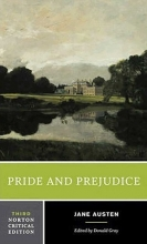 کتاب Pride and Prejudice-Norton Critical