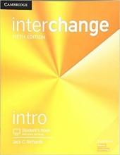 کتاب اینترچنج اینترو ویرایش پنجم Interchange  Intro (5th) SB+WB+CD
