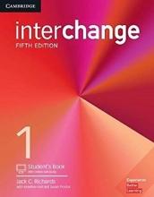 کتاب اینترچنج 1 ویرایش پنجم Interchange 1 (5th) SB+WB+CD