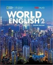 کتاب ورلد انگلیش 2 ویرایش دوم World English 2  2nd SB+WB+CD