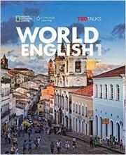 کتاب ورلد انگلیش 1 ویرایش دوم World English 1 2nd SB+WB+CD