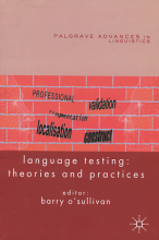 کتاب Language Testing Theories and Practices