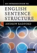 کتاب An Introduction to English Sentence Structure