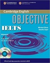 کتاب ابجکتیو آیلتس ادونسد  Objective Ielts Advanced Student Book