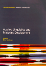 کتاب Applied Linguistics and Materials Development