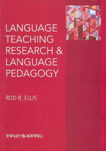 کتاب Language Teaching Research and Language Pedagogy