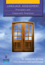 کتاب Language Assessment Principles and Classroom Practice